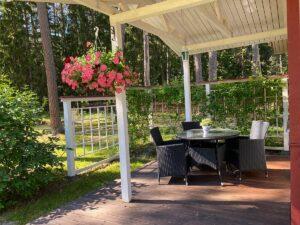 Privaatne aiamaja