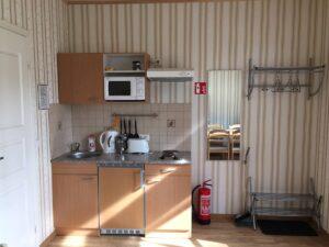Terrassiga apartament kahele